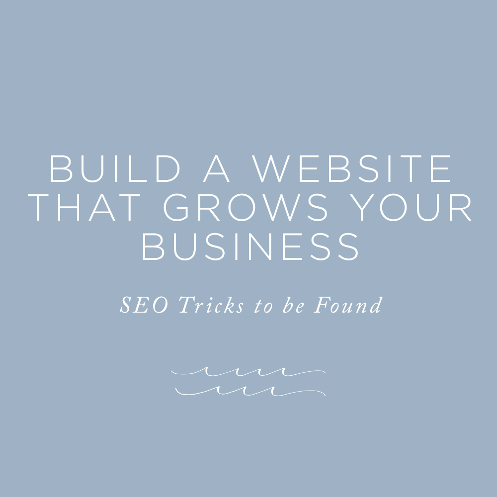 SEO Tricks to Grow Your Business on your Website via the Rising Tide Society