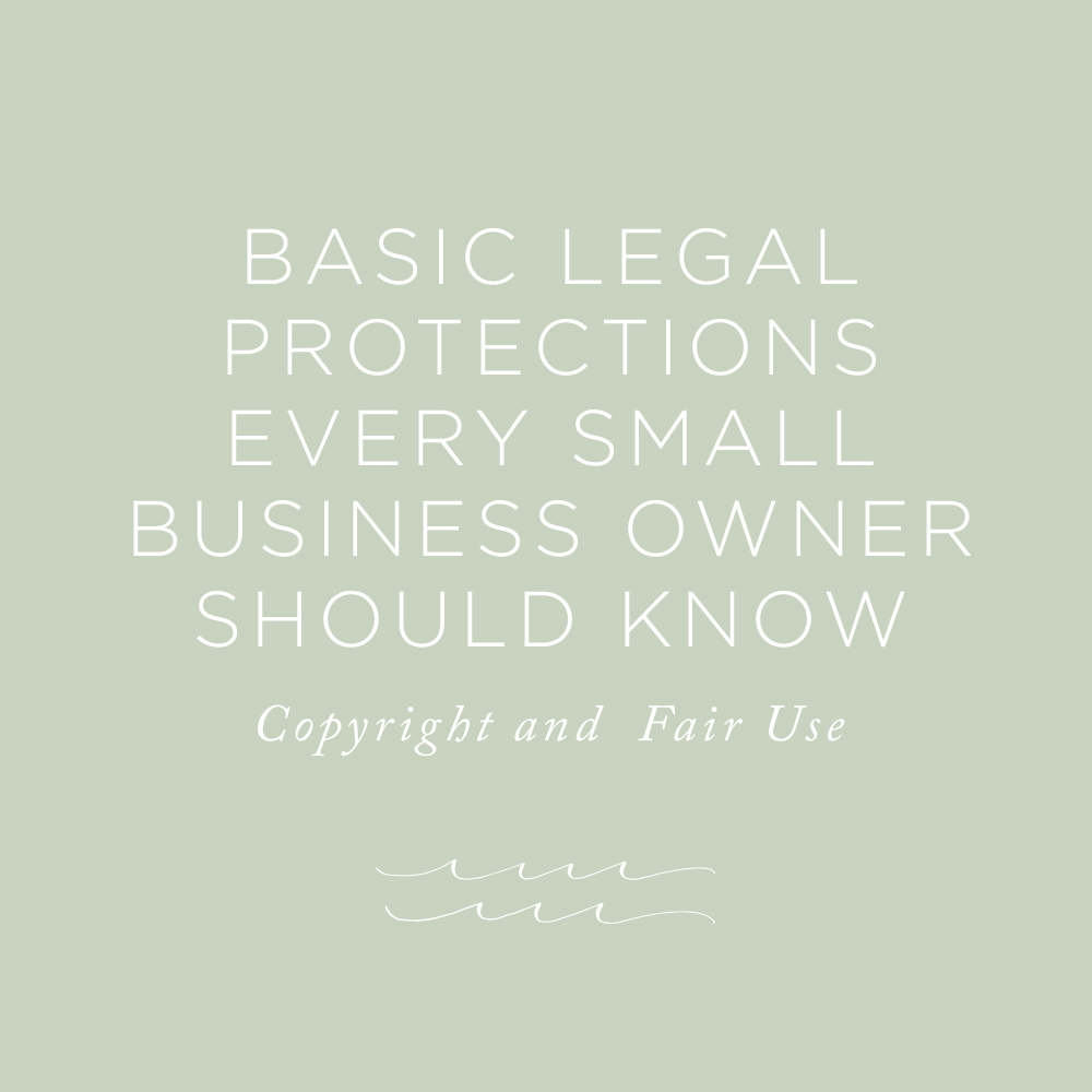 Basic Legal Protections Every Small Business Owner Should Know | Via the Rising Tide Society