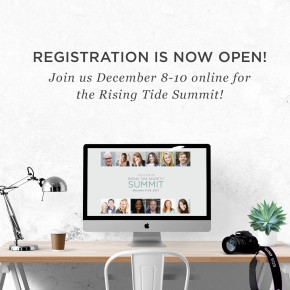 Summit Registration is Open–Save Your Seat TODAY!