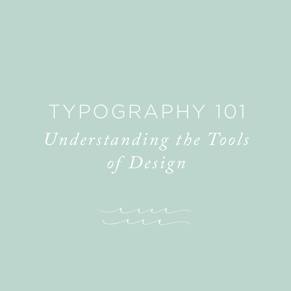 Typography: Understanding Tracking, Leading, Kearning and the Character Palette in Photoshop | Via the Rising Tide Society