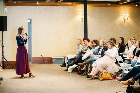 Why All Business Owners Should Be Public Speakers   via the Rising Tide Society