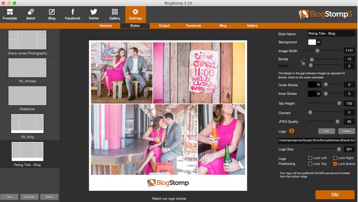 How BlogStomp Saves You Time   via the Rising Tide Society