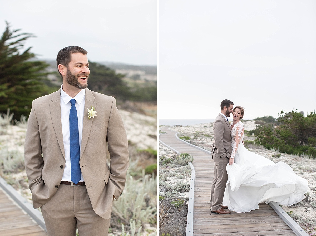 Styled Shoot by the Rising Tide Society Monterey, California,  Chapter