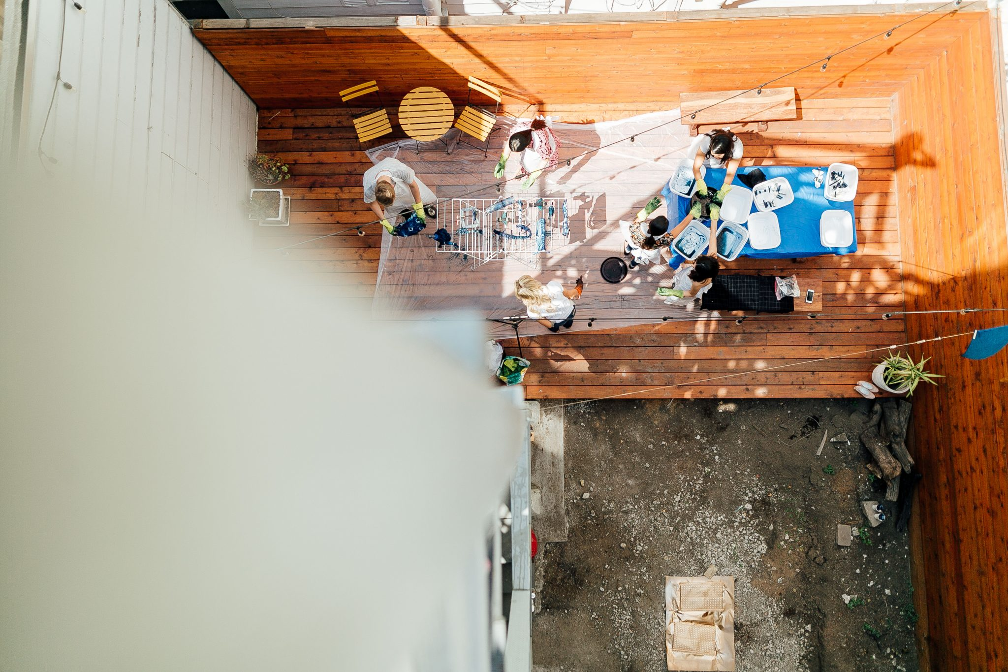Peerspace workshop in a beautiful loft in the Mission of San Francisco with Rising Tide