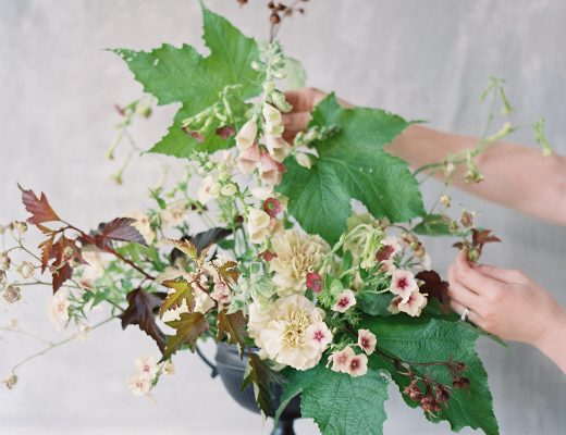 Florist, Kelly Perry talks about ways to cultivate creativity.