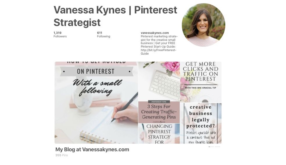 How to Use Pinterest to Grow your Email List - Rising Tide