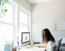 5 Tips for Staying Productive While Working from Home