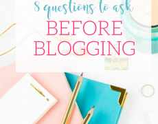 8 Questions to Ask Before You Publish a Blog Post