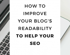 How to Improve your Blog's Readability to Help your SEO
