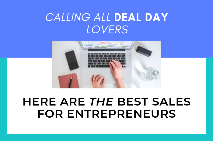 Calling All Deal Day Lovers