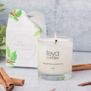 click to visit feya candle company