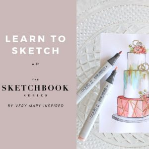 Click to visit The Sketchbook Series by Very Mary Inspired