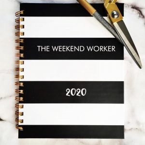 Click to visit The Weekend Worker Planner